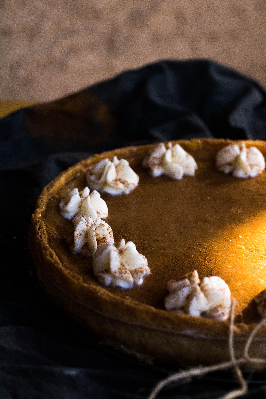 The Easiest Sweet Potato Pie
