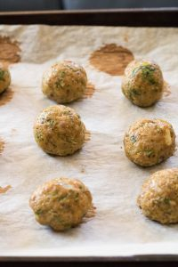 Indian chicken meatballs recipe