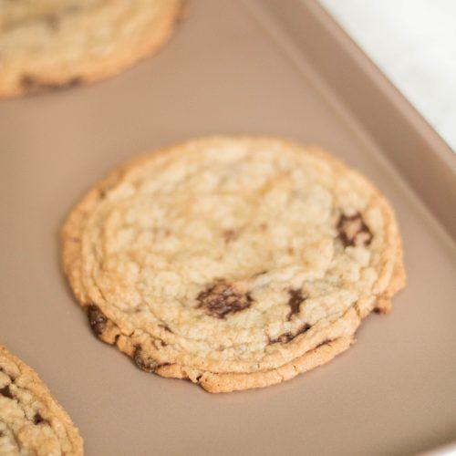 Sarah Kieffer's Pan bangin cookies