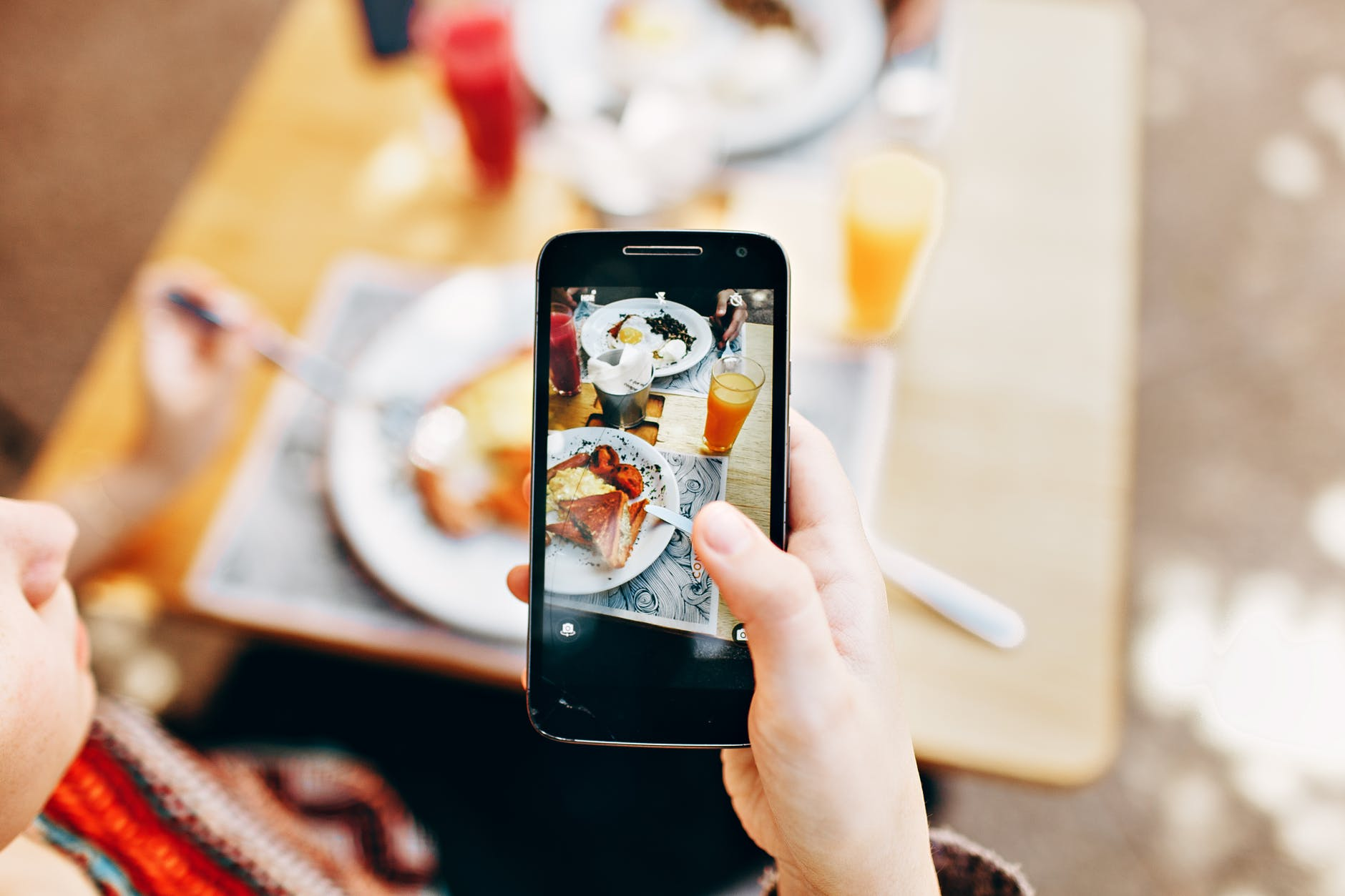 How to get free stuff as a food blogger?