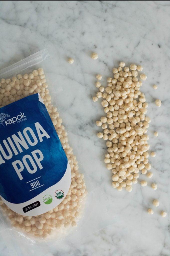 Kapok Quinoa Pop