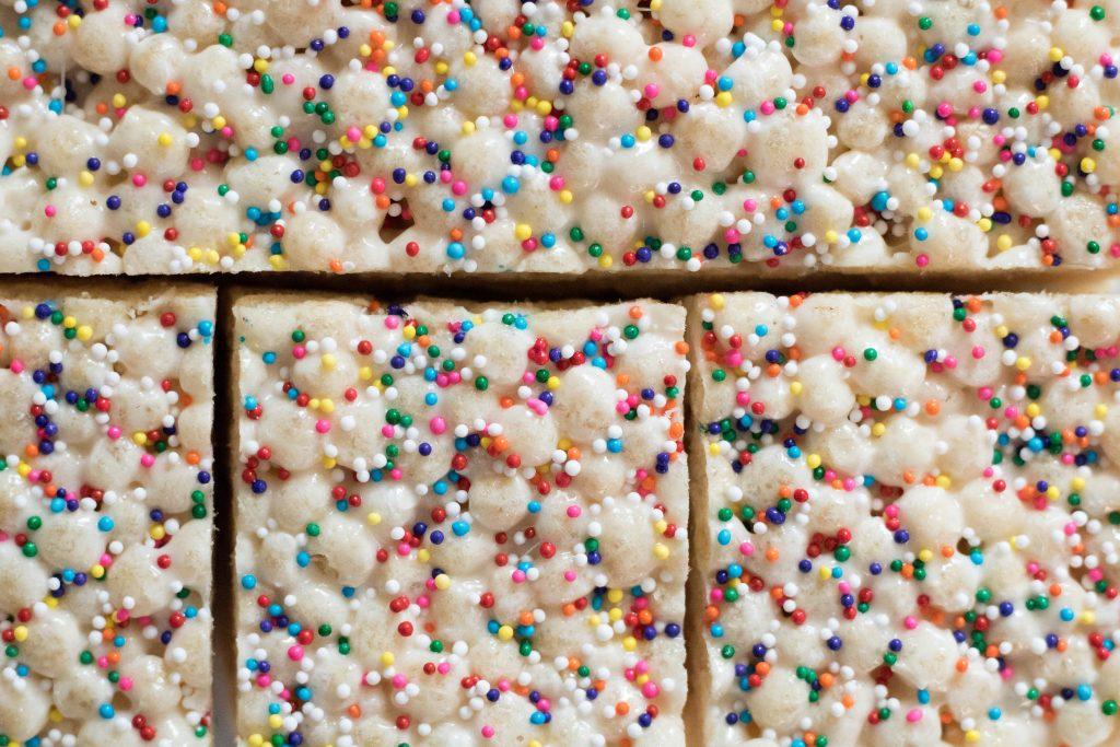 Quinoa Pop Krispie Treats