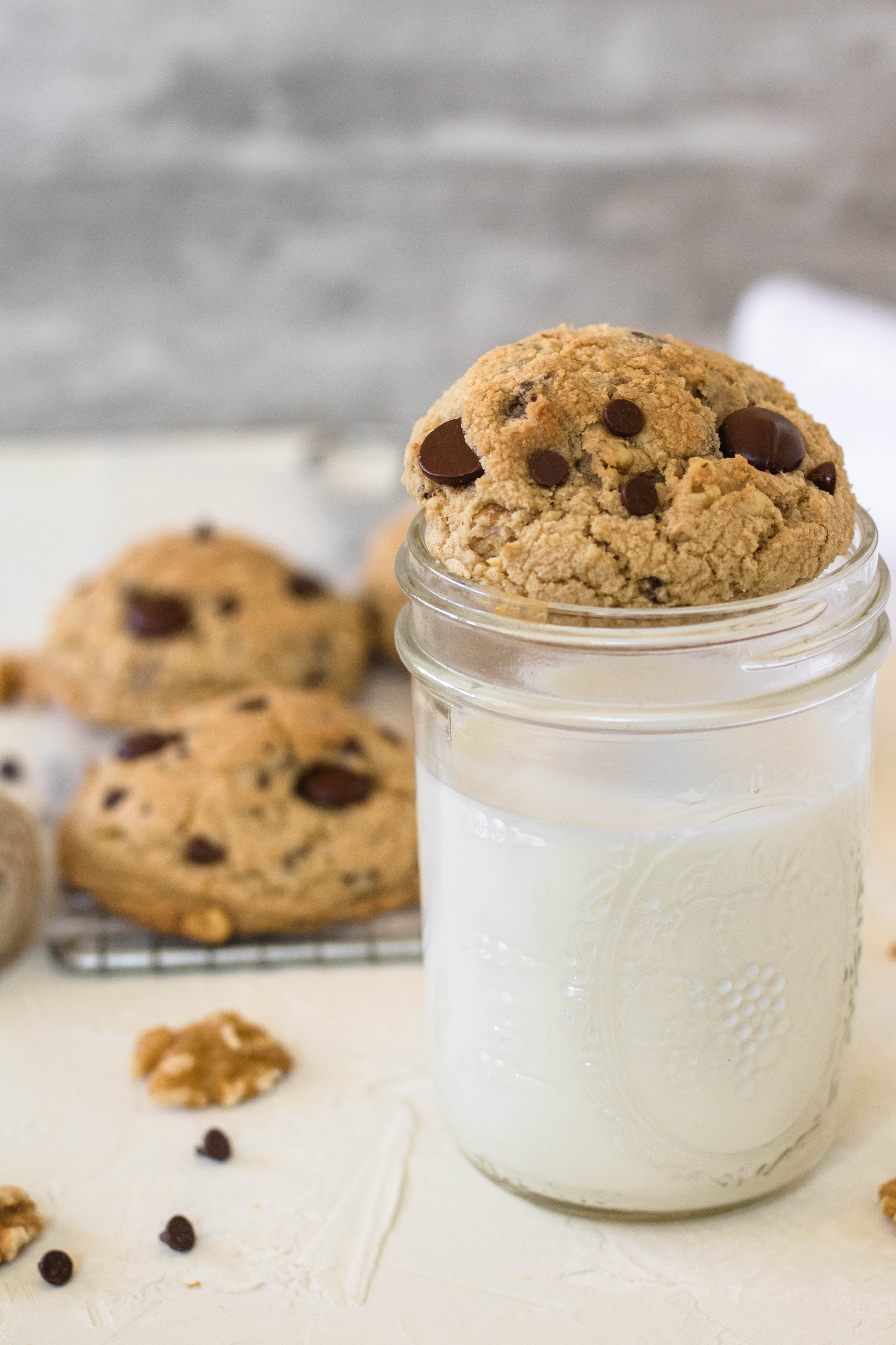 tips on how to make the perfect walnut chocolate chip cookies