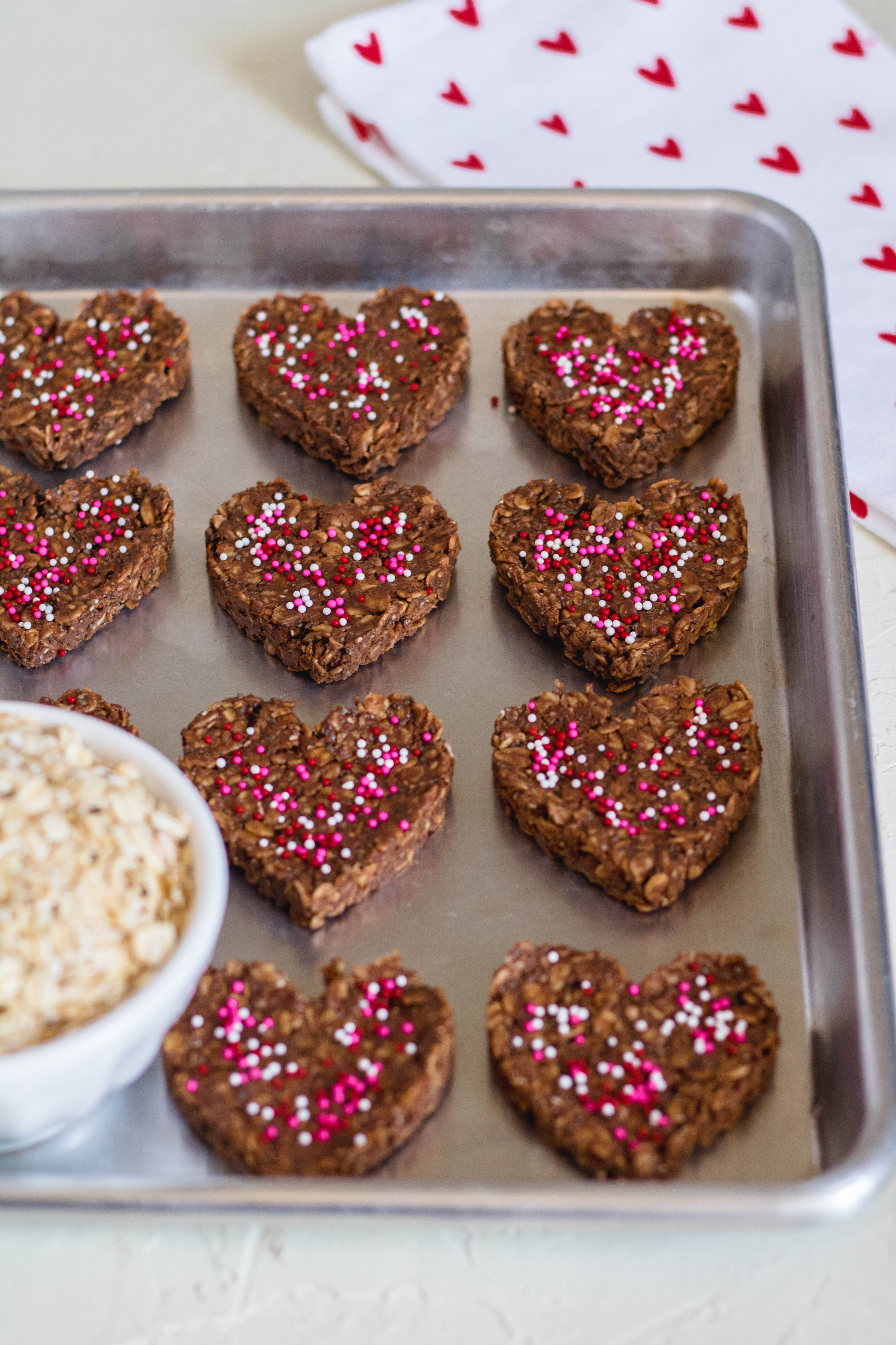 18 easy no bake Valentine's day cookie recipes for kids