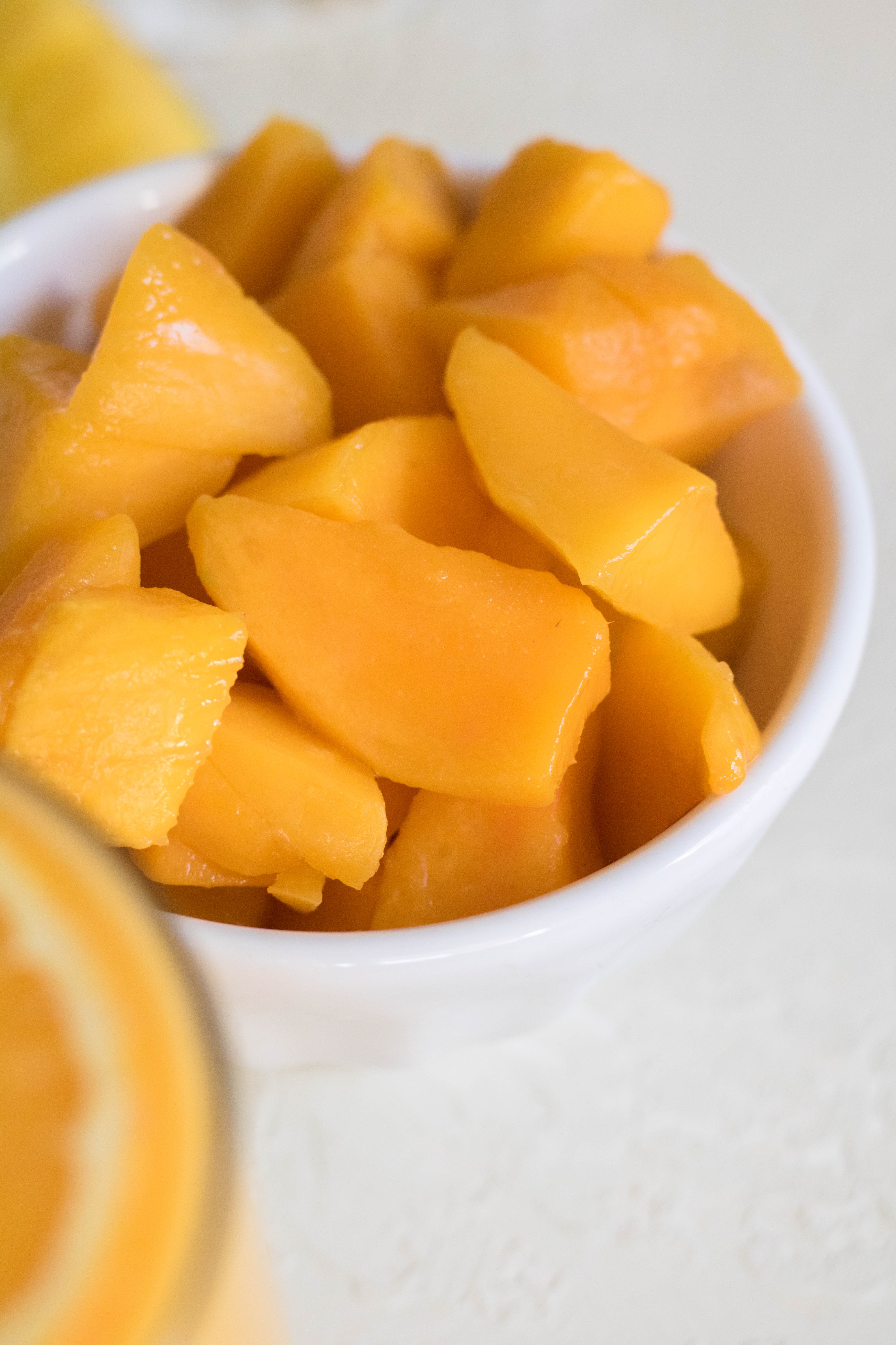 Mangoes for immunity boosting smoothie