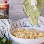 Pesto avocado pasta sauce  Easy Dinners