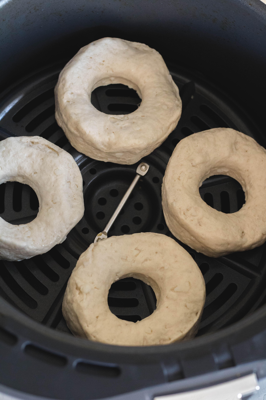 pillsbury air fryer donuts