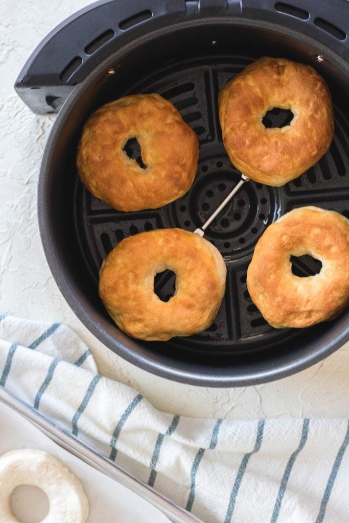 ninja air fryer biscuit donuts