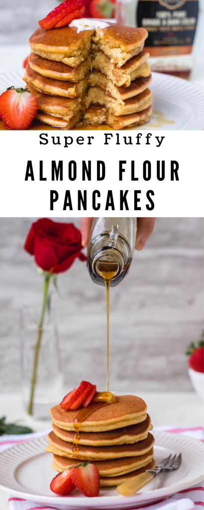 The best almond flour pancakes recipe for pinterest