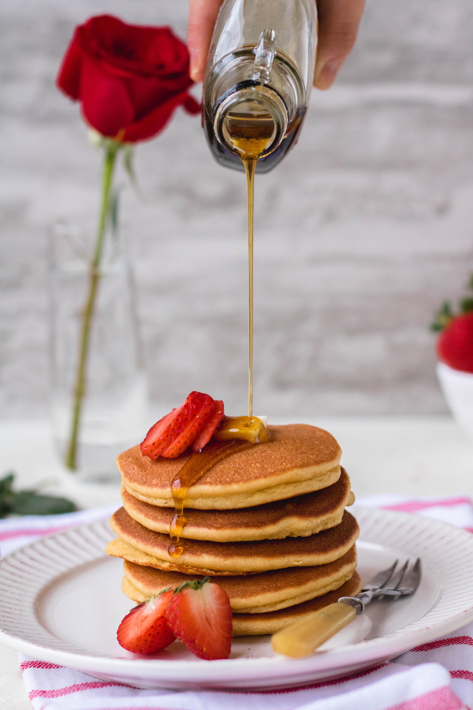 Recipes for almond flour pancakes