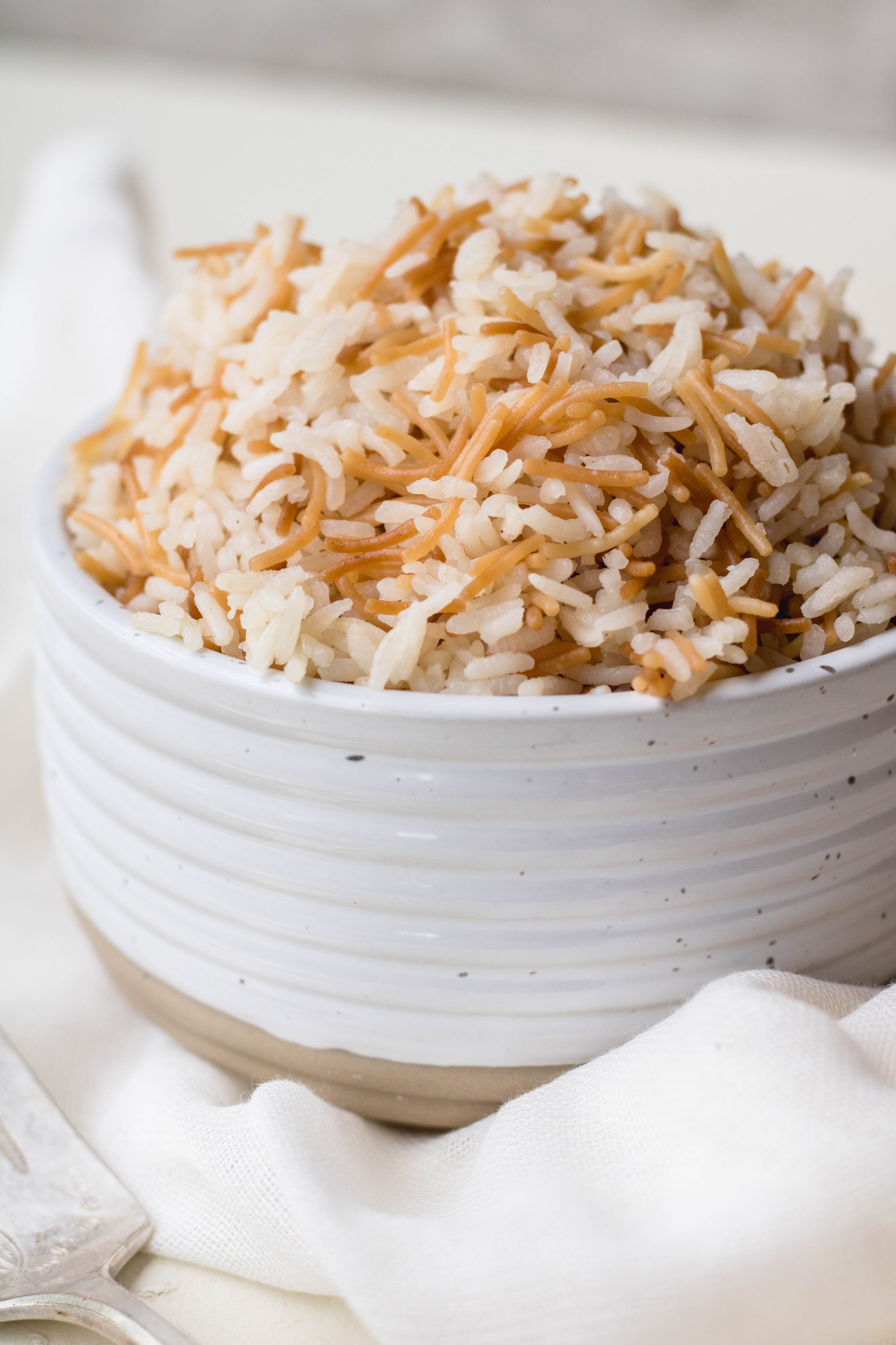 How to make Lebanese rice