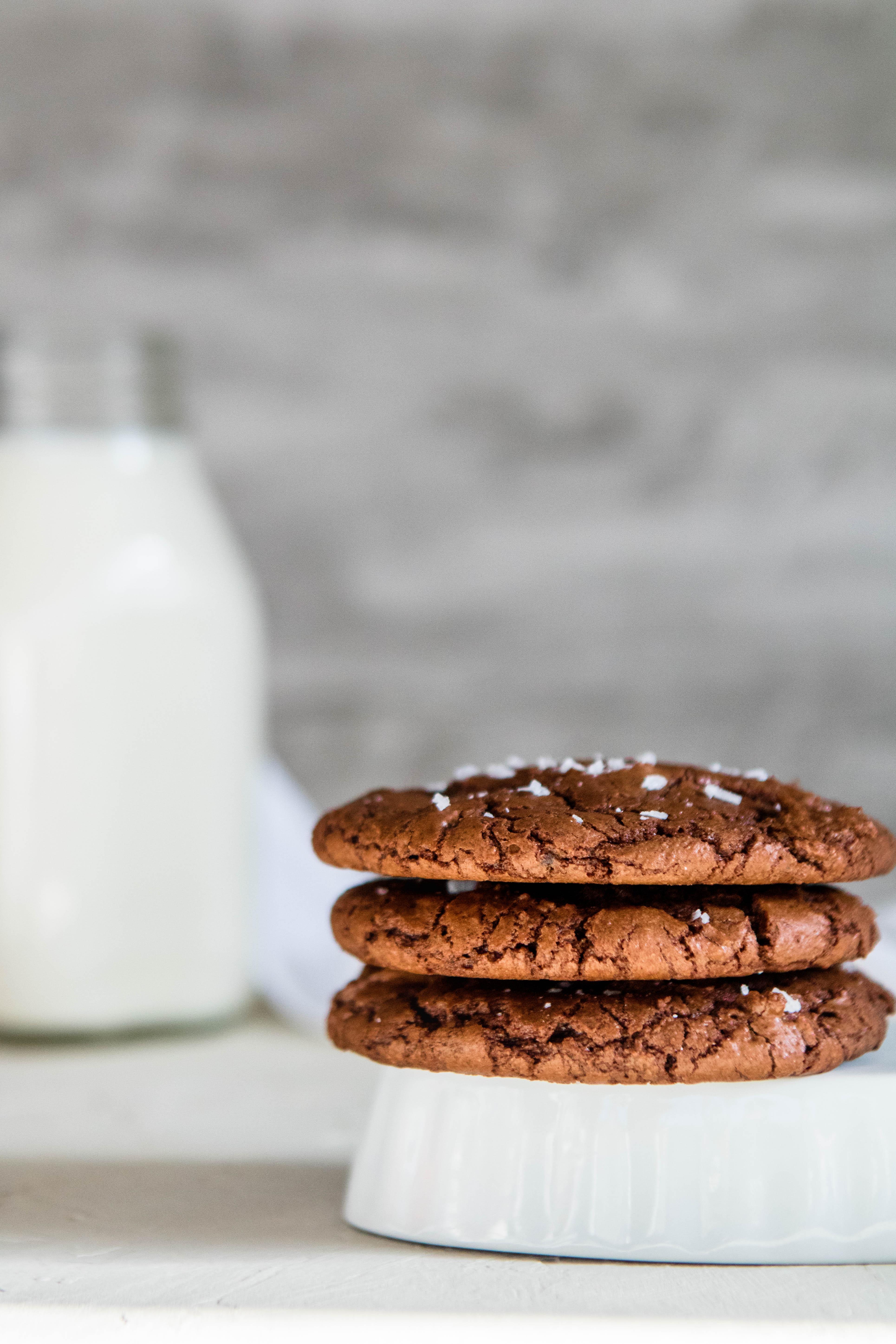 fudgy brownie cookies recipe