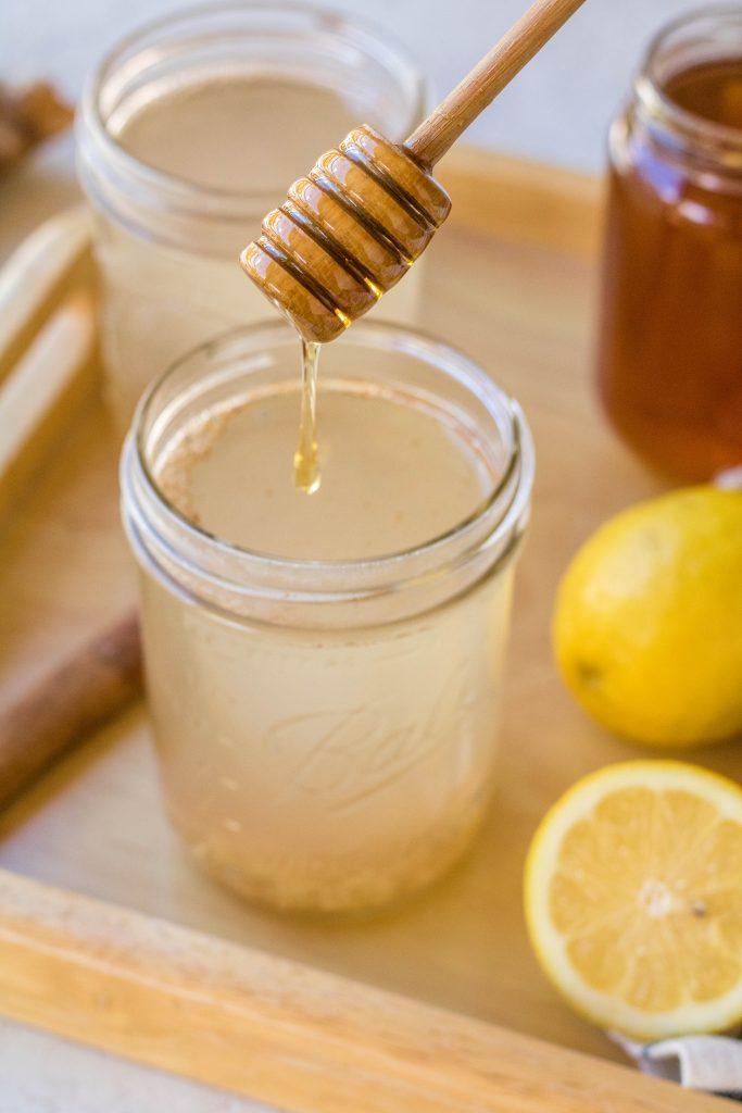 The best apple cider vinegar drink with honey