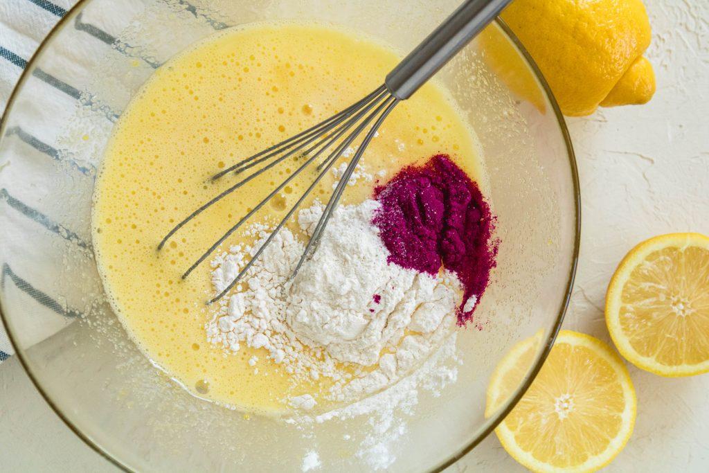 lemon bars filling