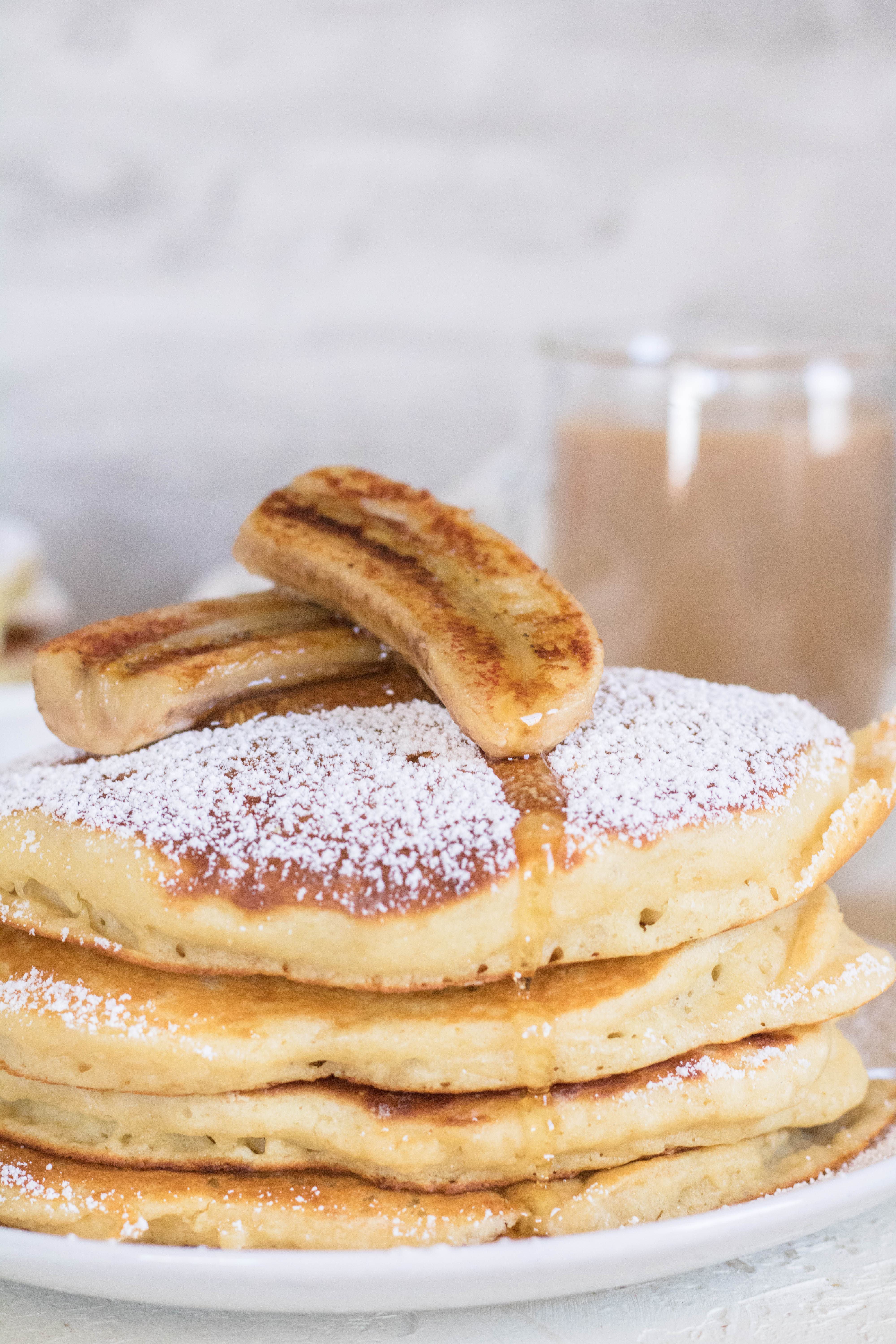 How to make pancake mix better easily
