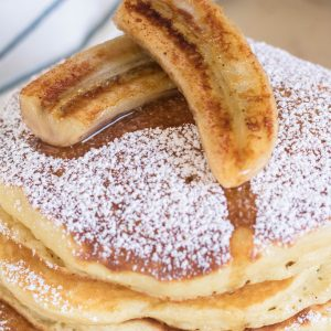 How to make boxed pancakes better