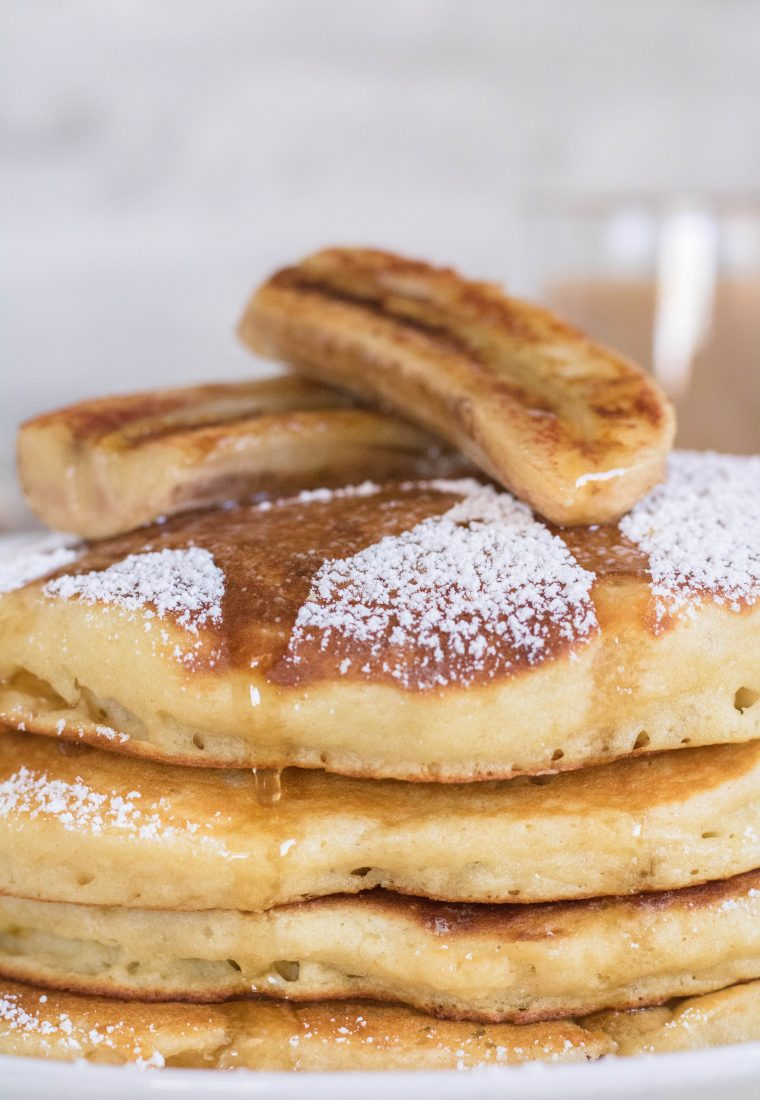 7 secrets to make boxed pancakes  better + mistakes to avoid + recipe
