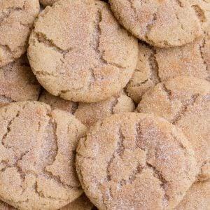 best snickerdoodle cookie