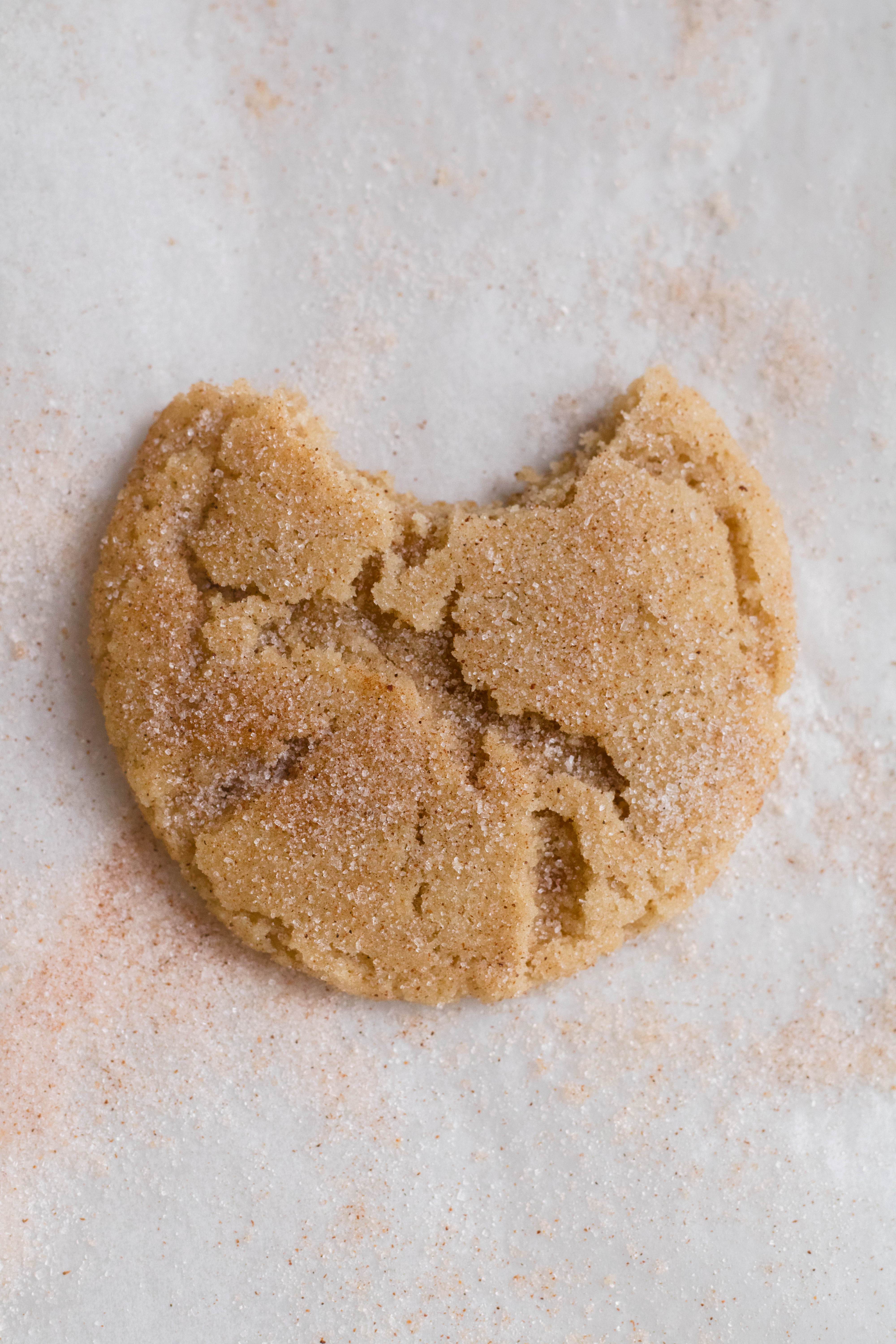 how to make snickerdoodle cookie
