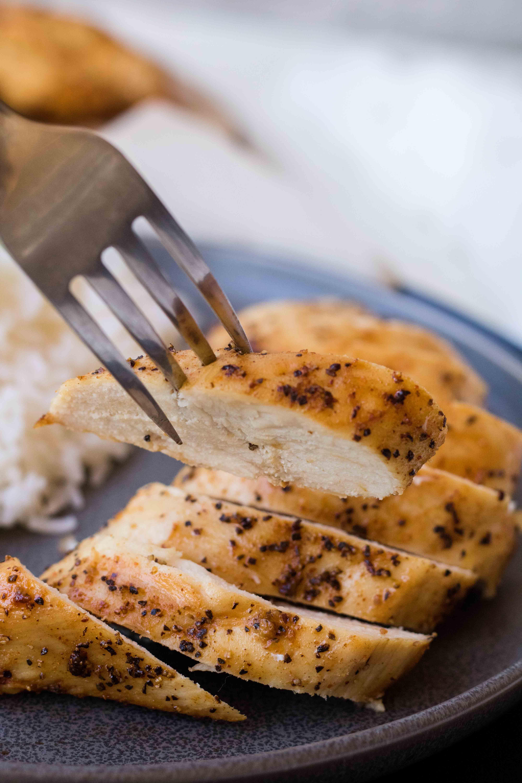 air fryer chicken breast keto