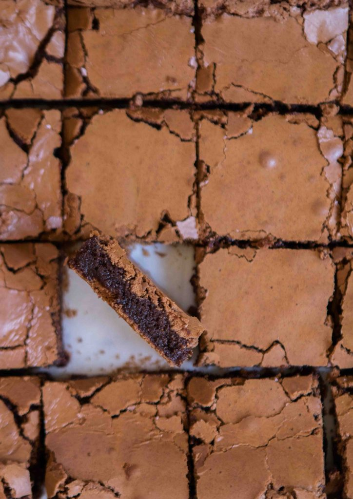 Brownies from scratch without cocoa powder