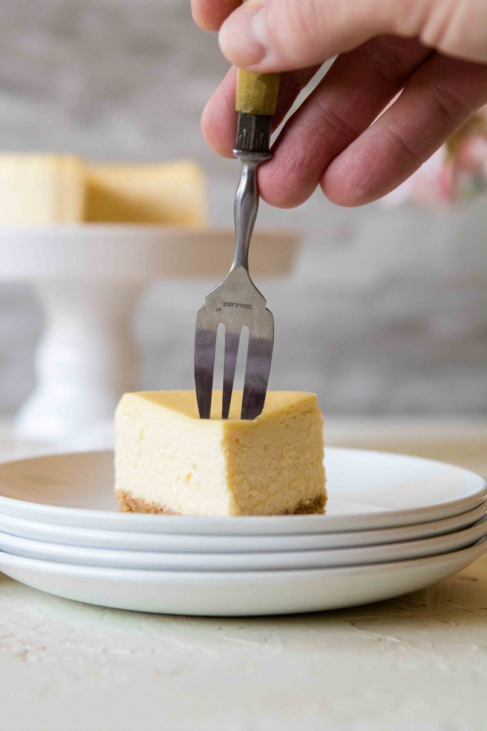 4-inch mini cheesecake recipe