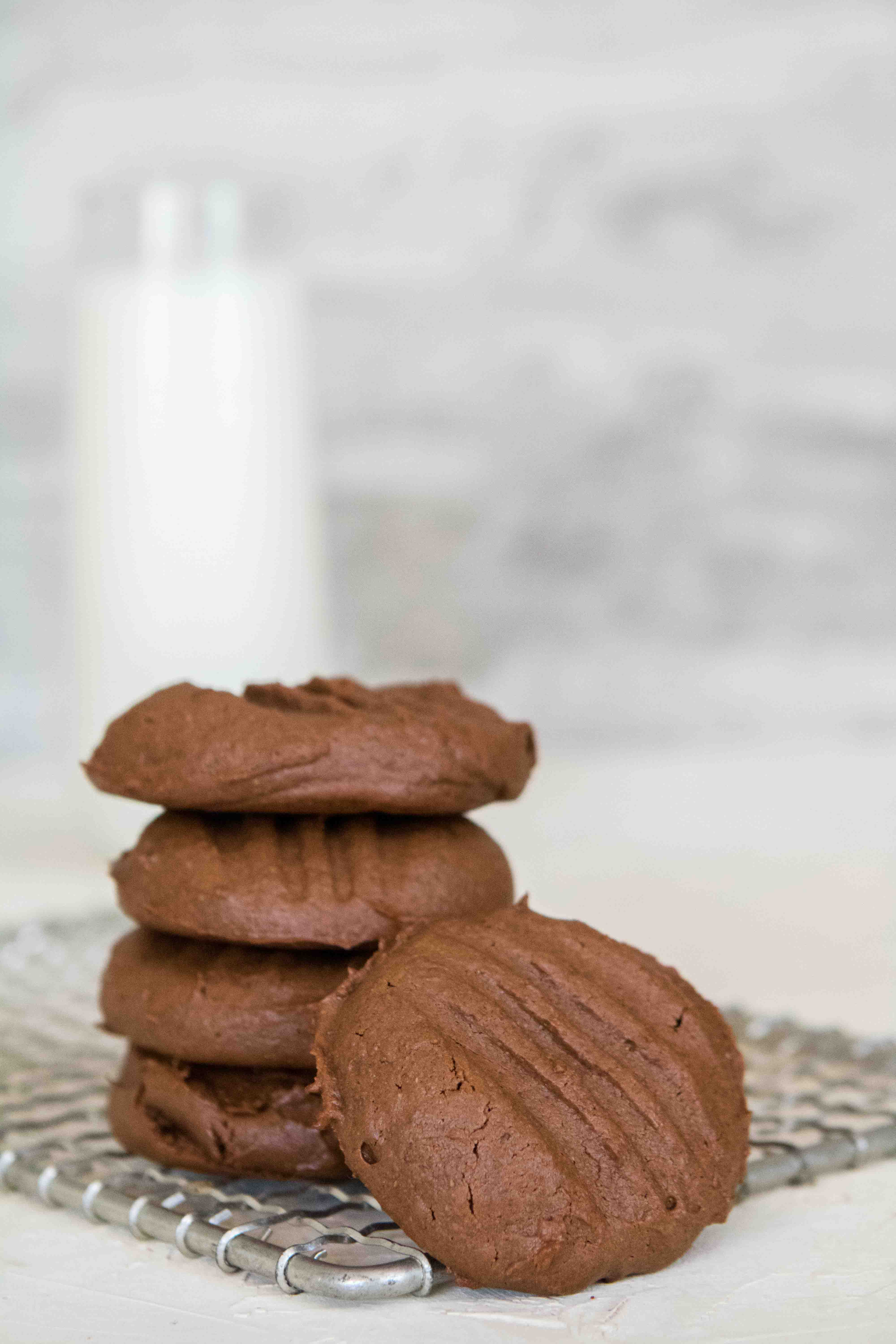 easy paleo almond butter cookie recipe