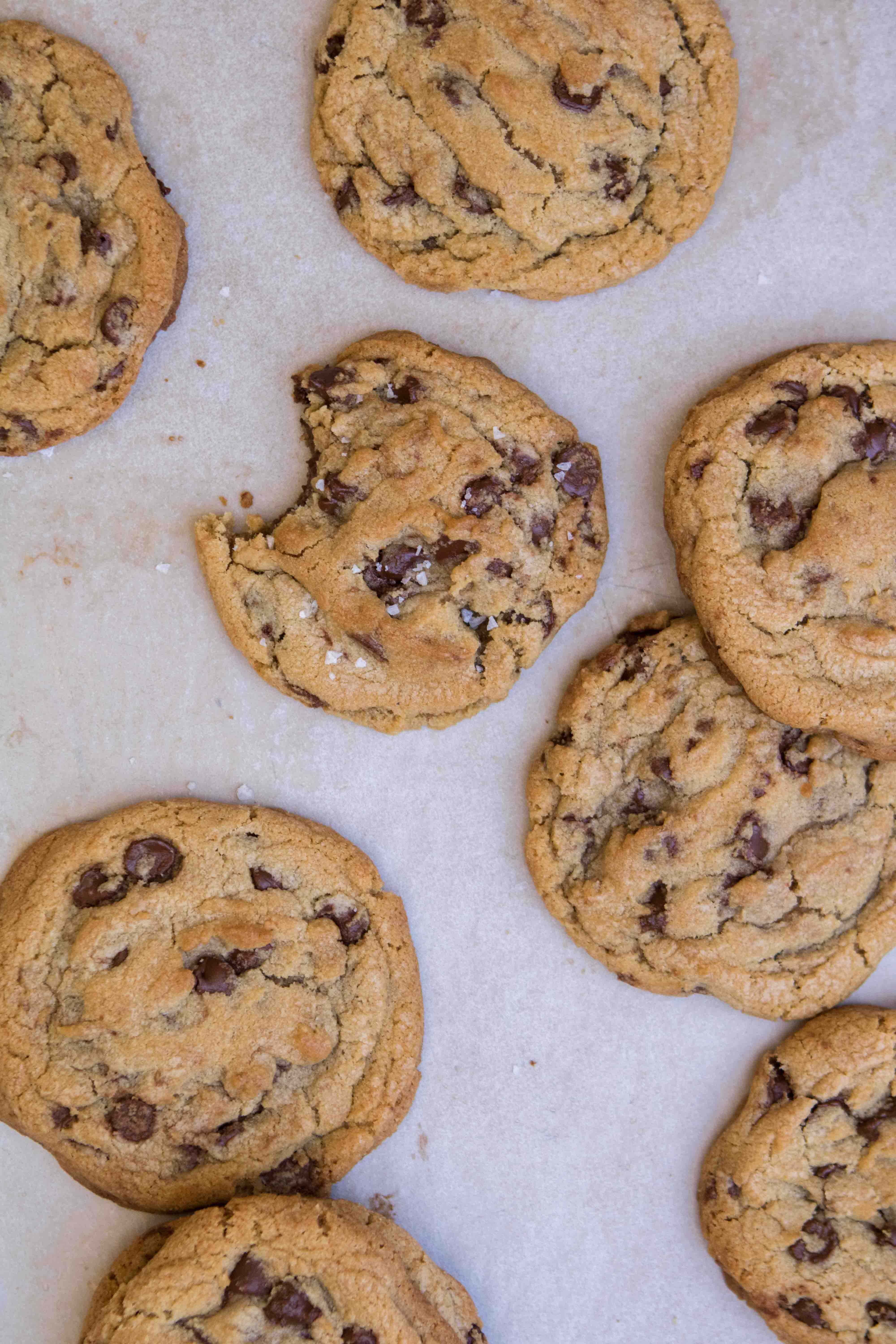 How to make brown butter chocolate chip cookies