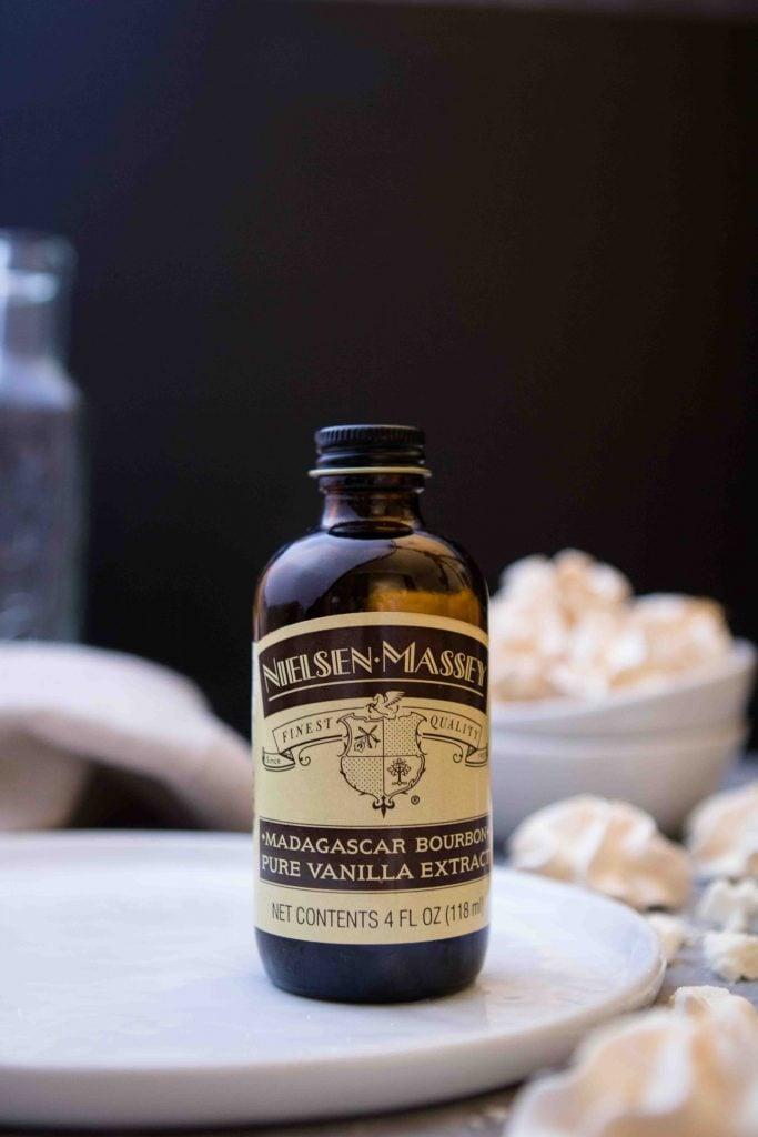Nielsen Massey bourbon vanilla