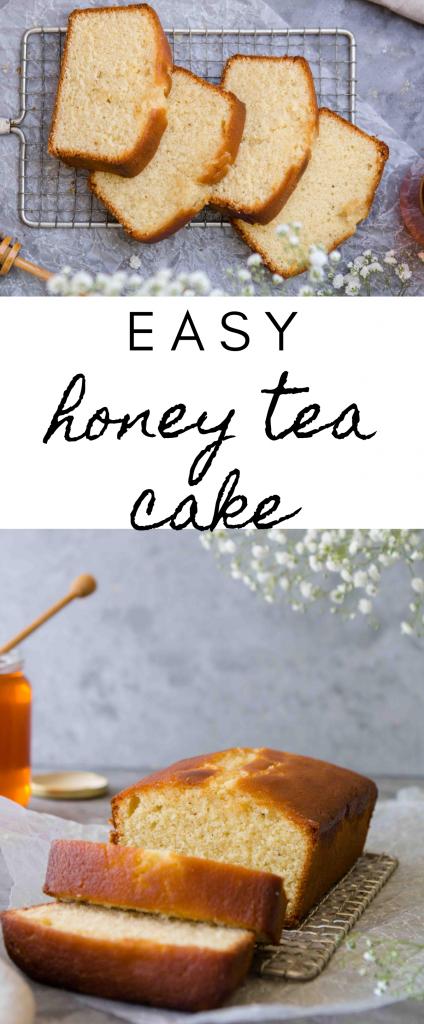 Easy Honey Tea Cake recipe