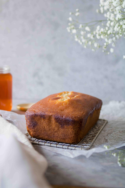 Honey tea cake recipe