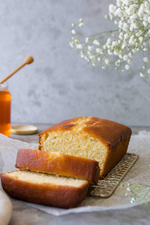 Honey loaf cake recipe