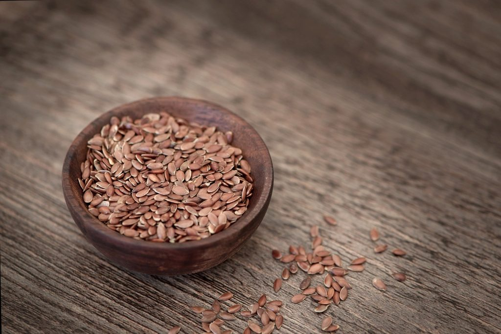 flax seeds are a great prebiotic seed