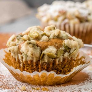 recipe for pumpkin muffins