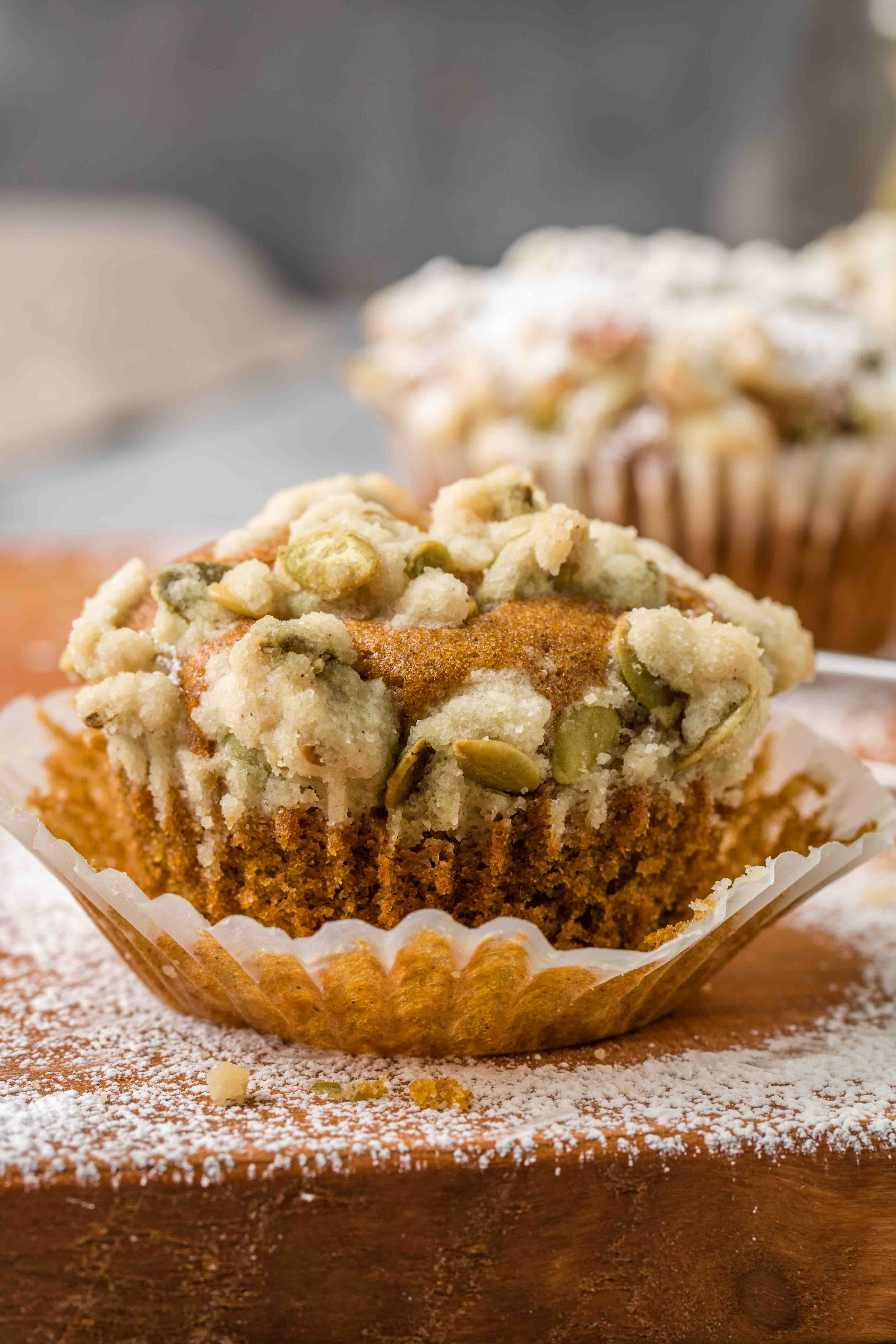 recipe for pumpkin muffins