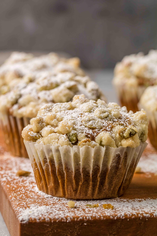 bouchon bakery pumpkin muffin copy cat