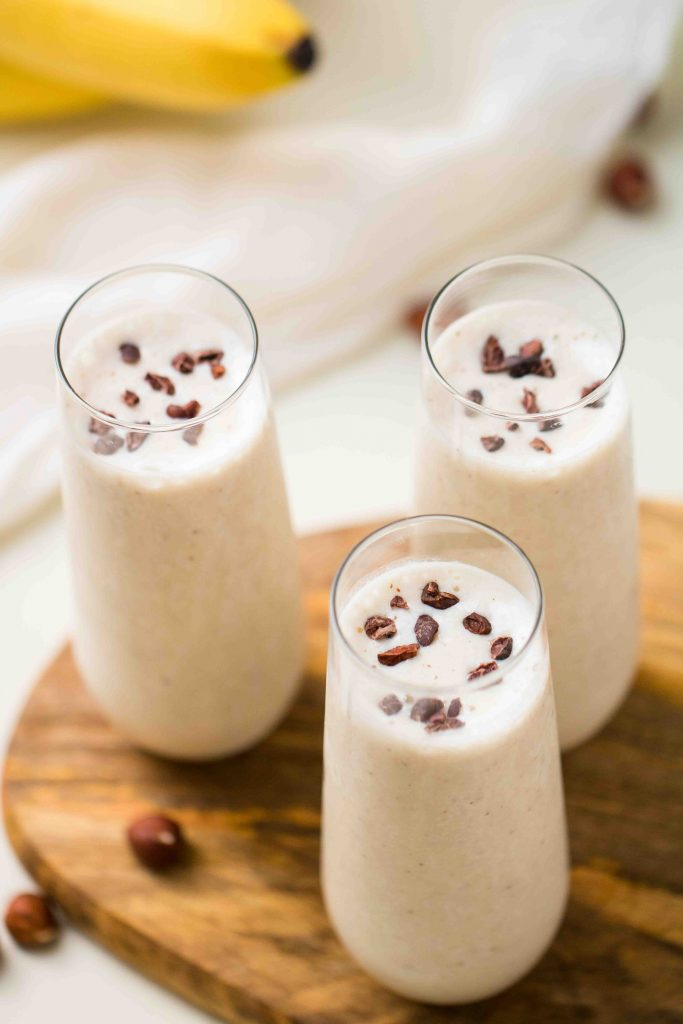 hazelnut smoothie recipe
