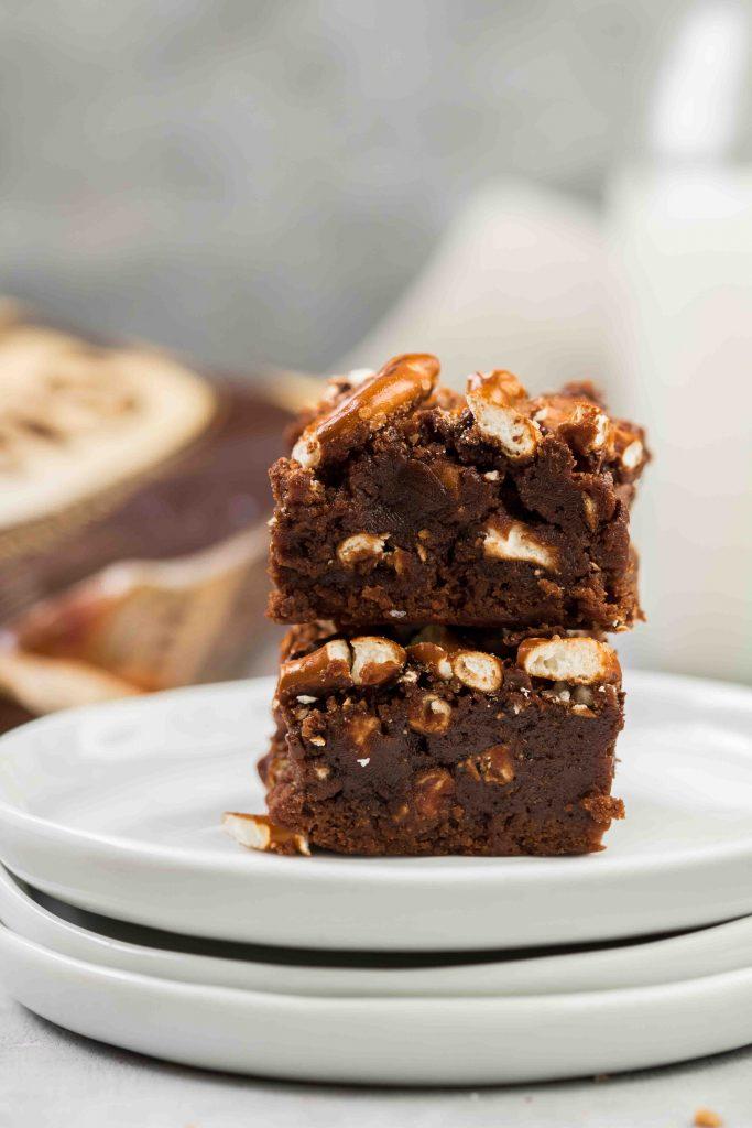 homemade no cocoa powder brownie recipe