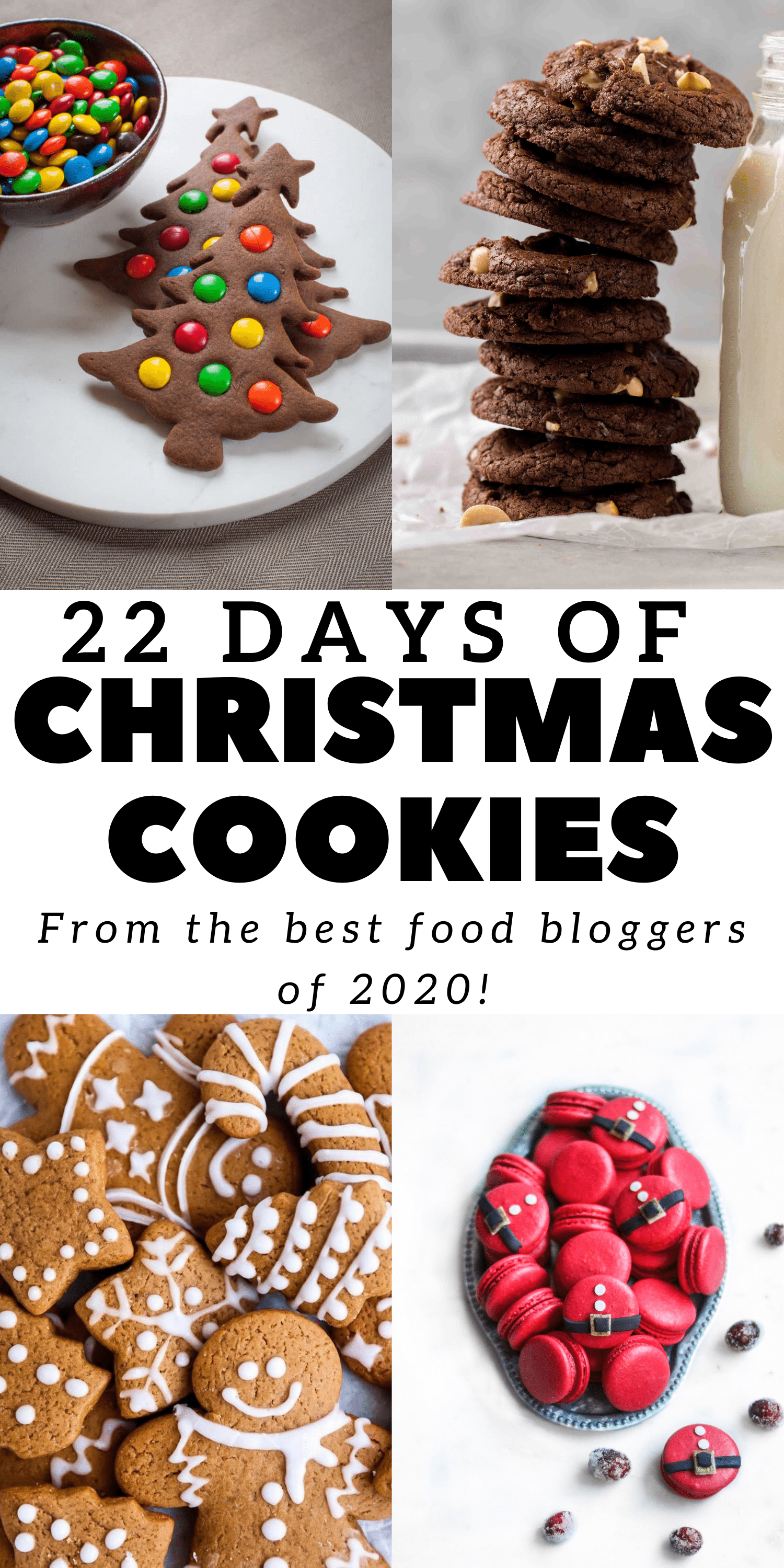 22 days of Christmas cookie recipes