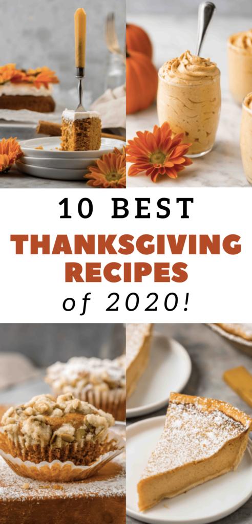 10 must make Thanksgiving recipes