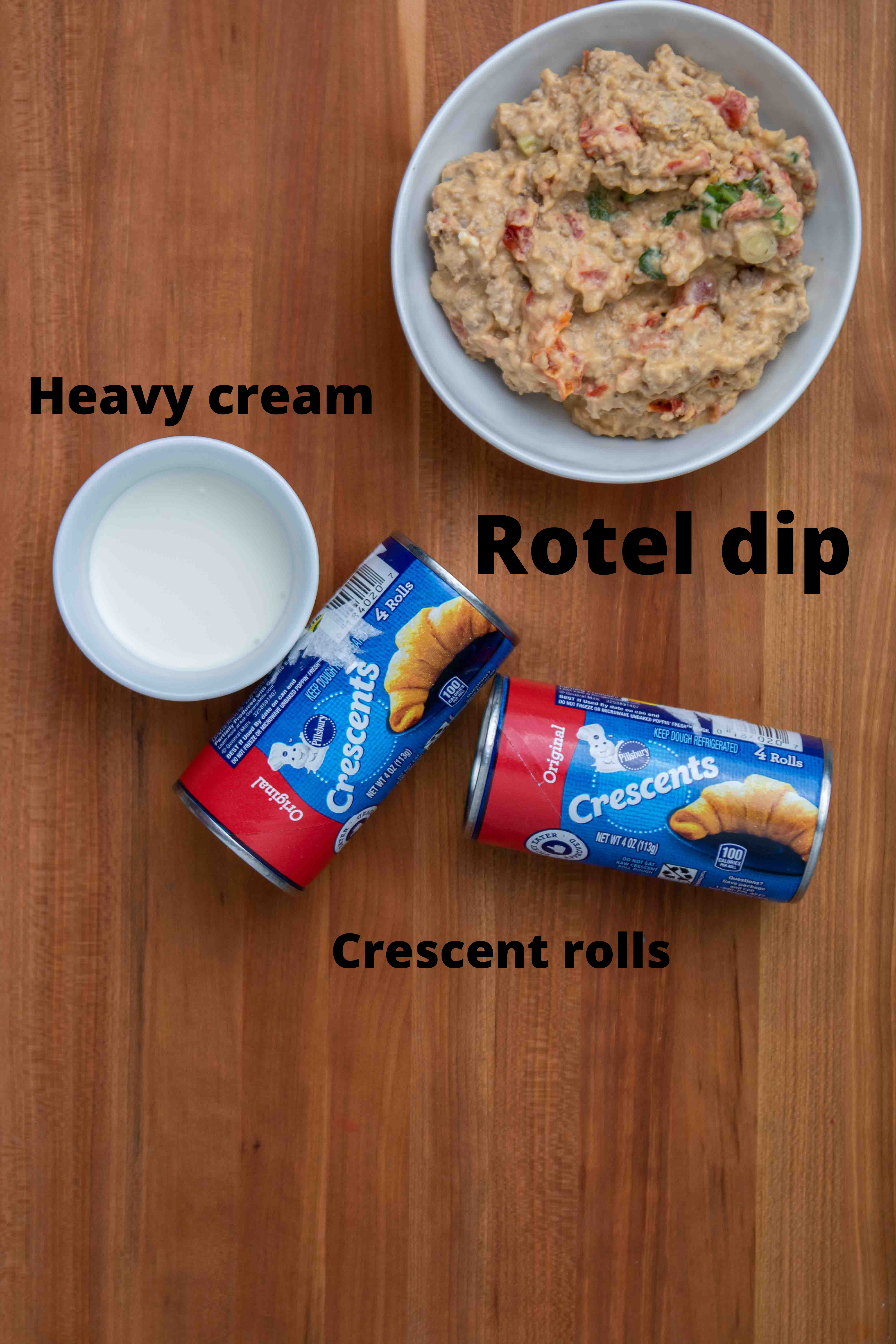 Cheese and ground beef stuffed crescent rolls ingredients