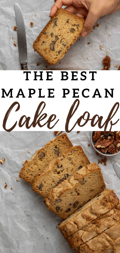 The best pecan loaf