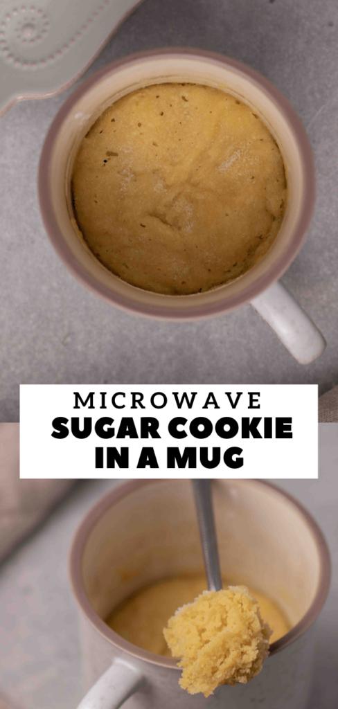 The softest sugar mug cookie ever