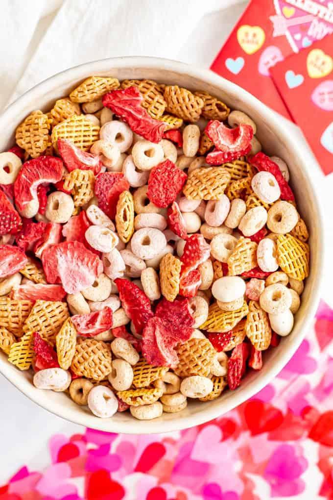 No bake Valentine's day recipes for kids
