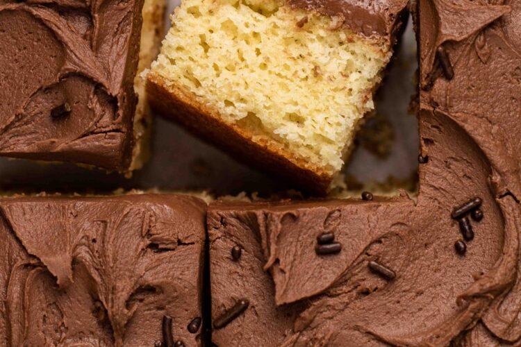 boxed pancake cake recipe