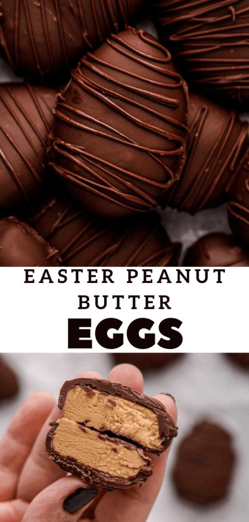 Reese's egg copycat recipe