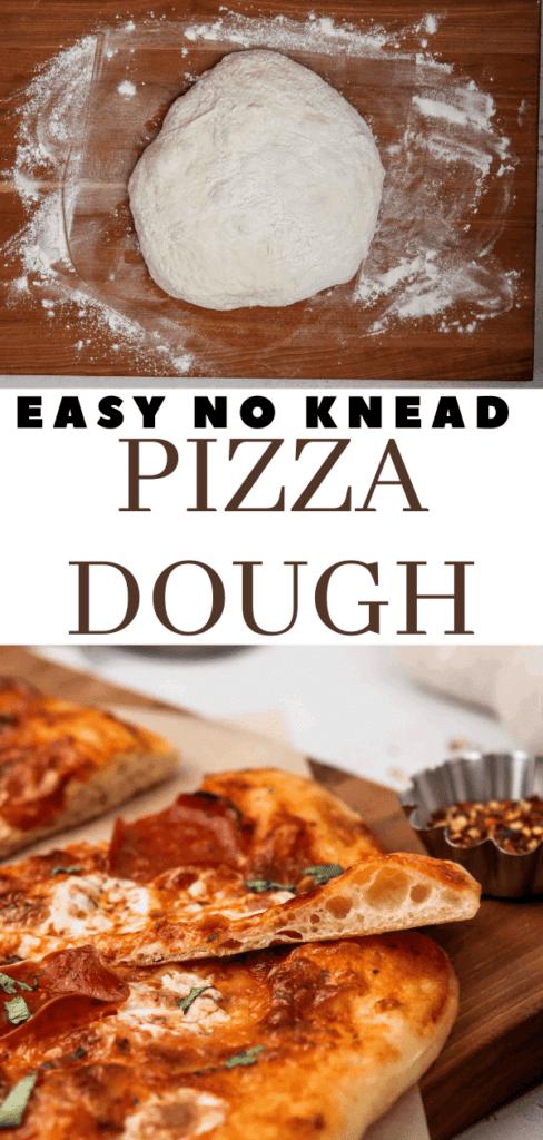 PInterest pizza dough