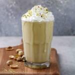 Starbucks Pistachio Frappuccino copycat recipe