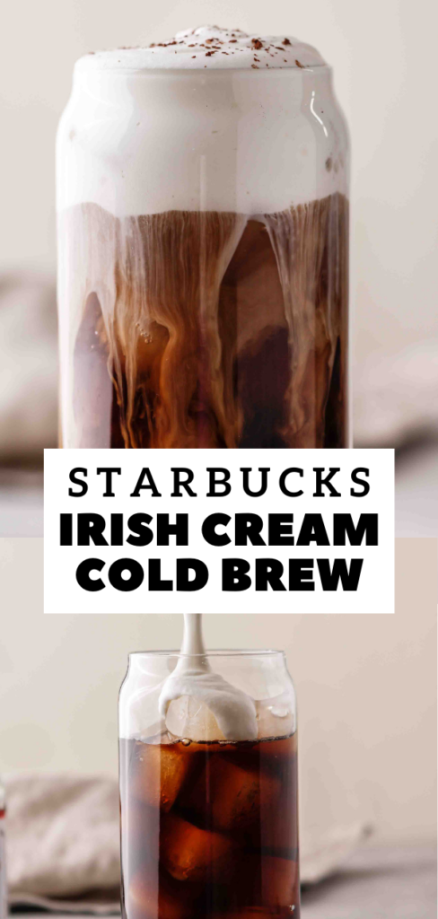 Starbucks cold brew recipe