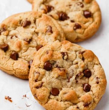Giant Crumbl chocolatechip cookie recipe